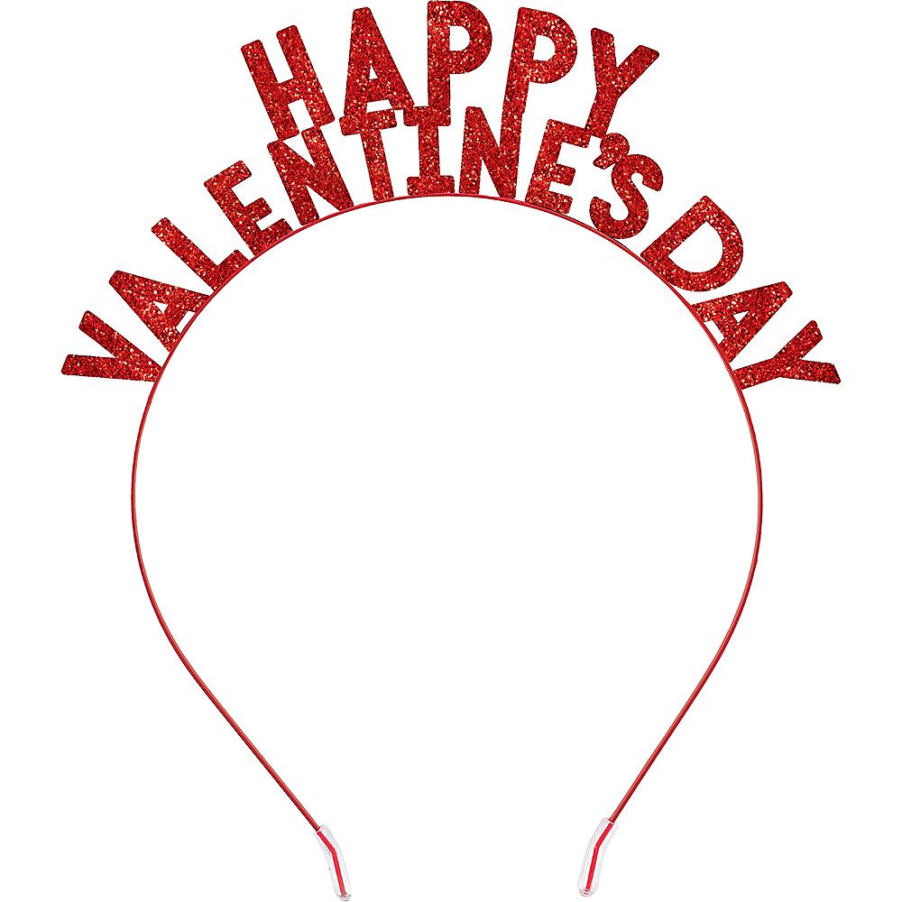 Happy Valentine's Day Headband Image #1