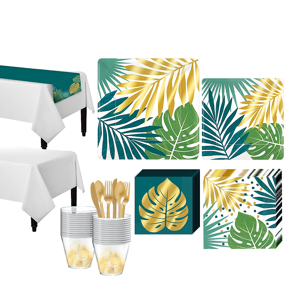Key West Tableware Kit for 16 Guests Image #1
