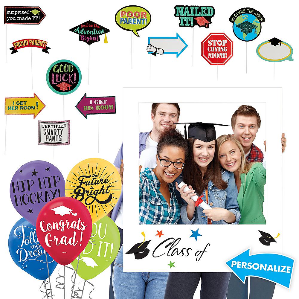 Graduation Photo Booth Kit Image #1