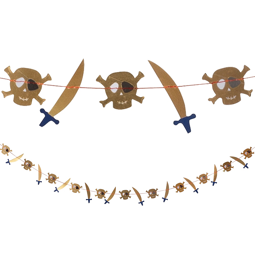 Mini Pirate Garland Image #1