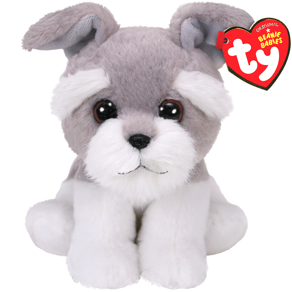 Harper Beanie Boo Dog Plush Image #1