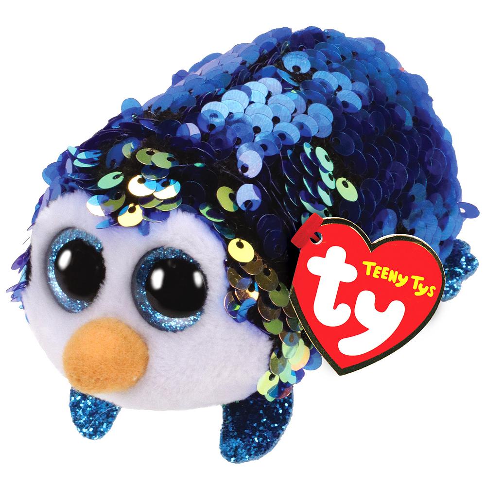 Payton Teeny Tys Penguin Plush Image #1