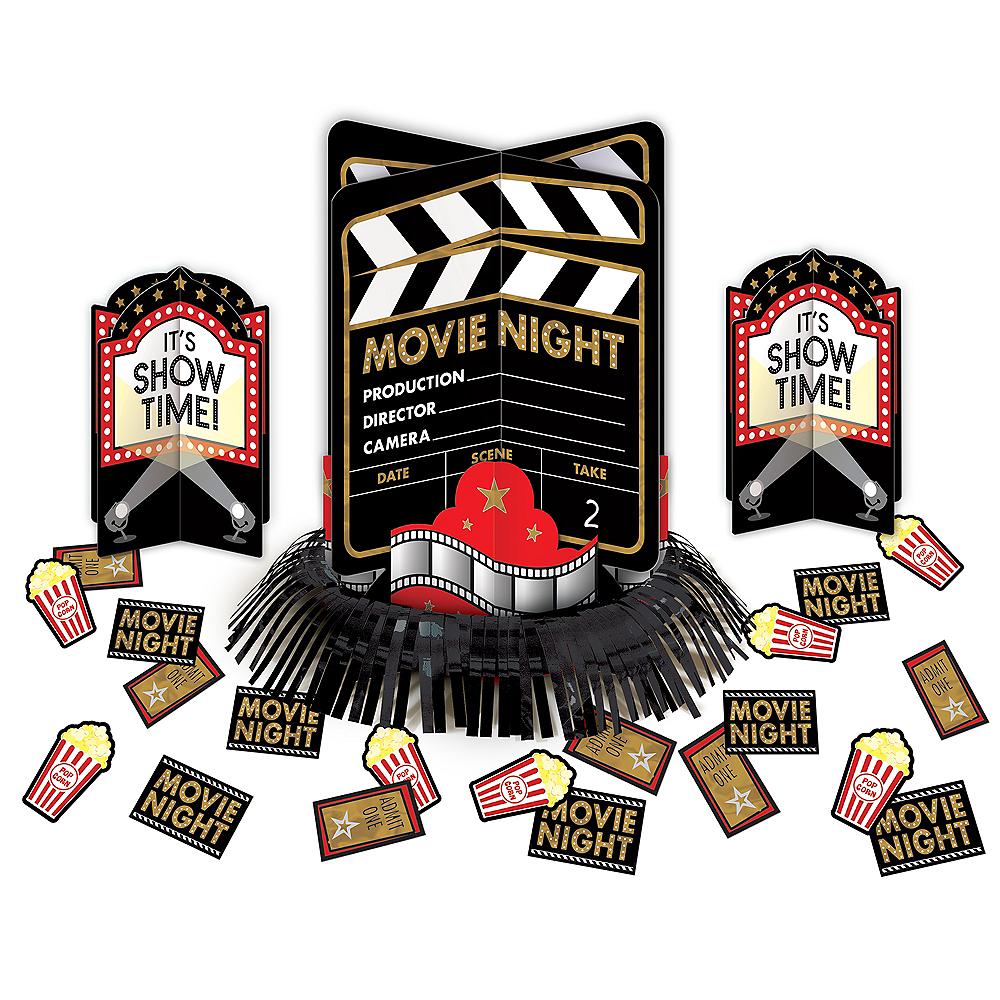 Movie Night Table Decorating Kit 23pc Image #1