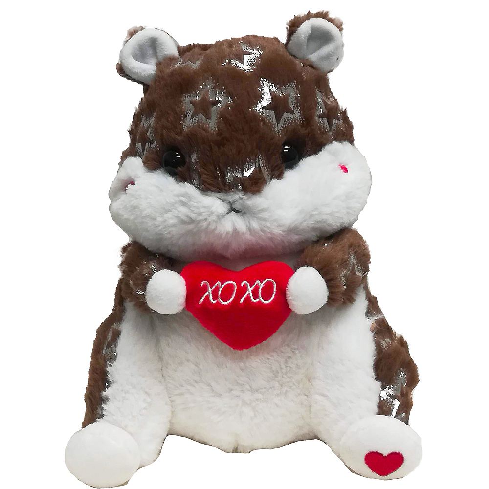 Nav Item for Valentine's Day Hamster Plush Image #1