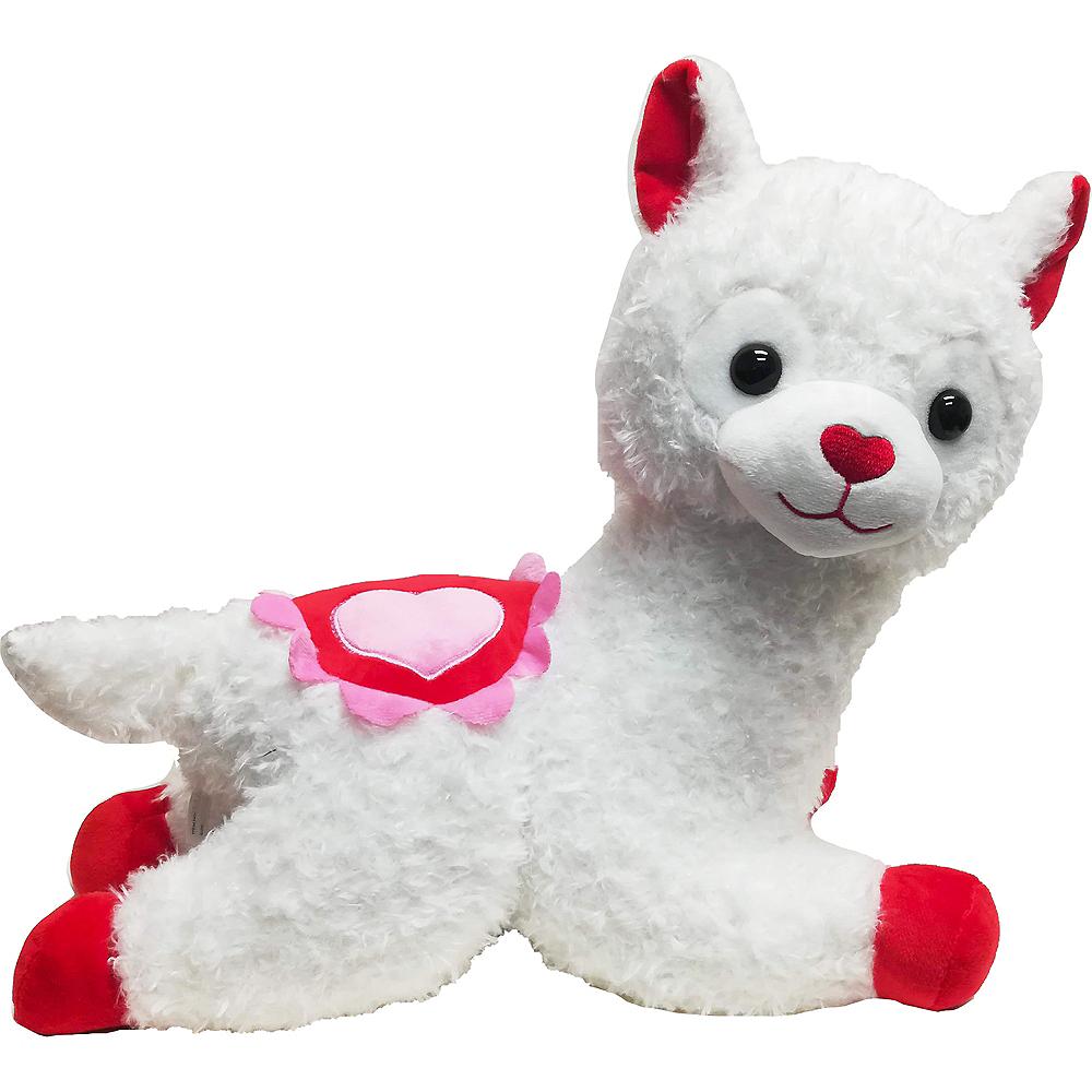 Valentine's Day Lamb Plush Image #1