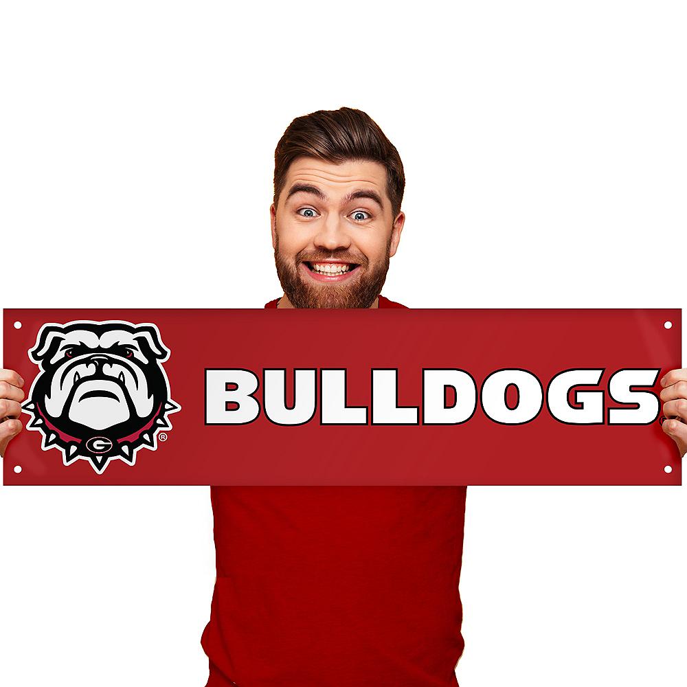 Small Georgia Bulldogs Banner Image #1