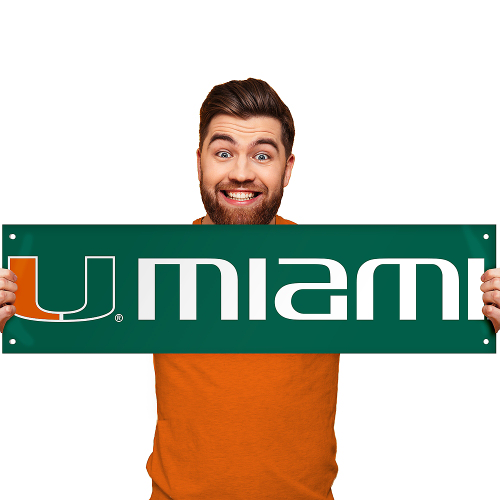 Small Miami Hurricanes Banner Image #1
