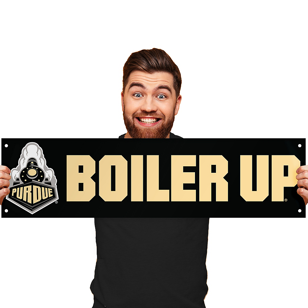 Small Purdue Boilermakers Banner Image #1