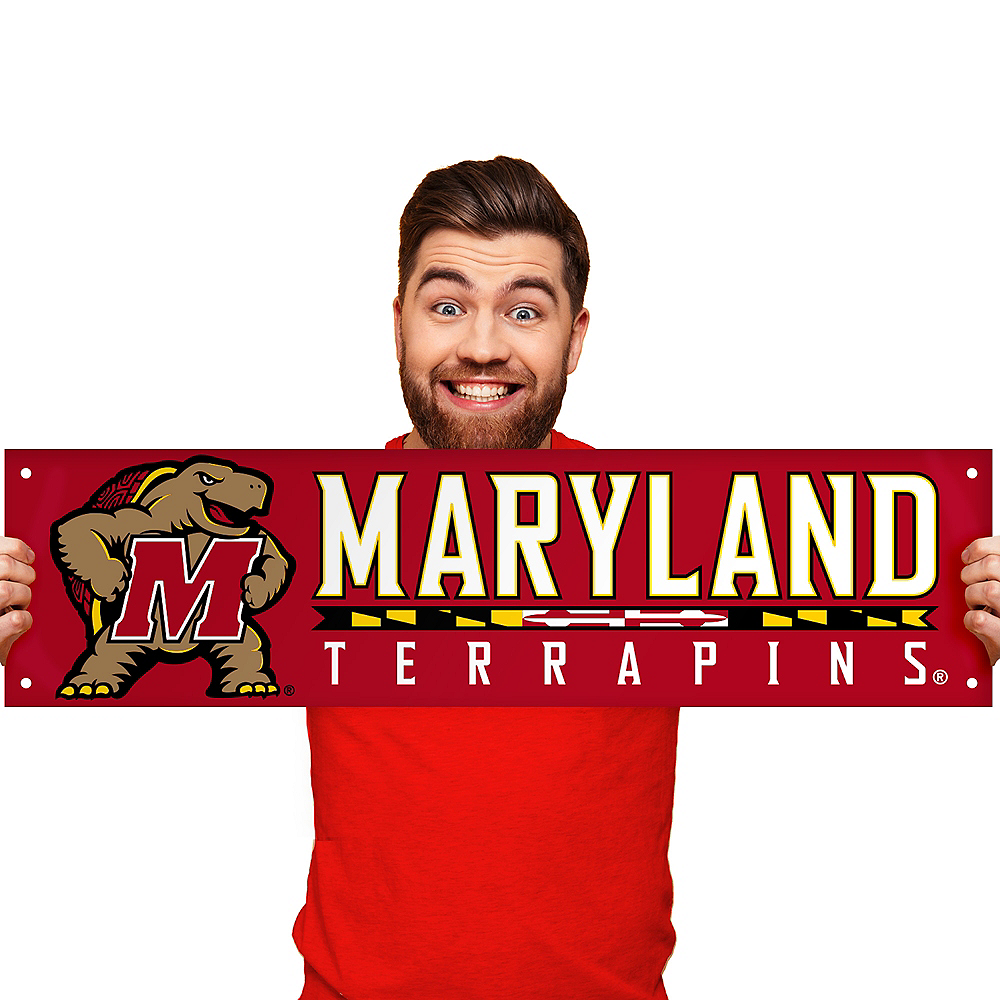 Small Maryland Terrapins Banner Image #1