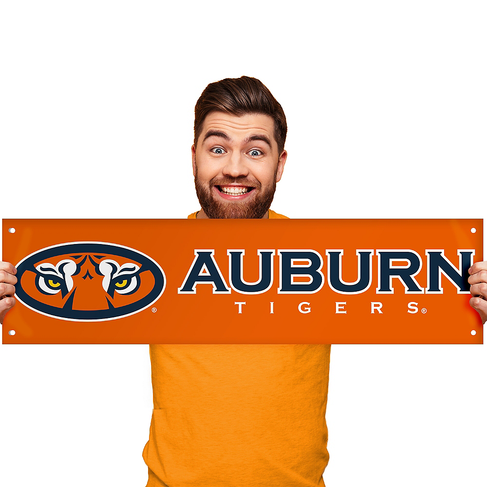 Small Auburn Tigers Banner Image #1