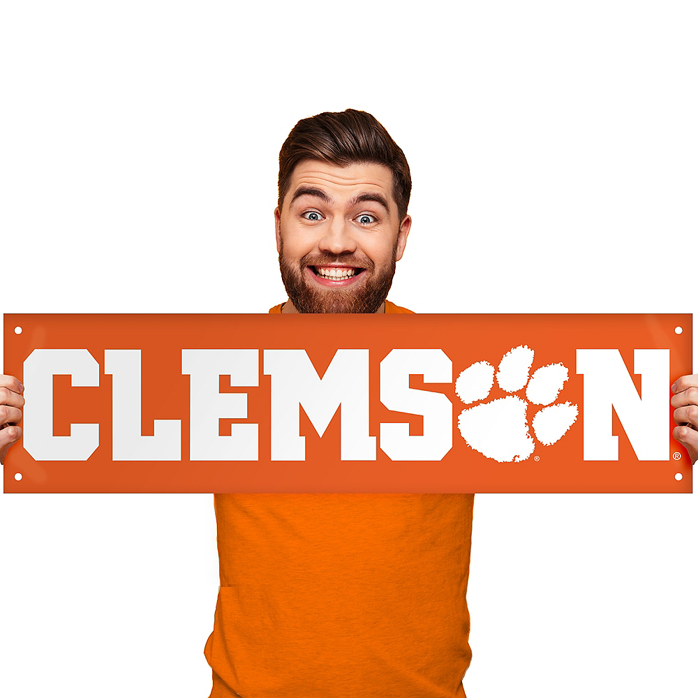 Nav Item for Small Clemson Tigers Banner Image #1