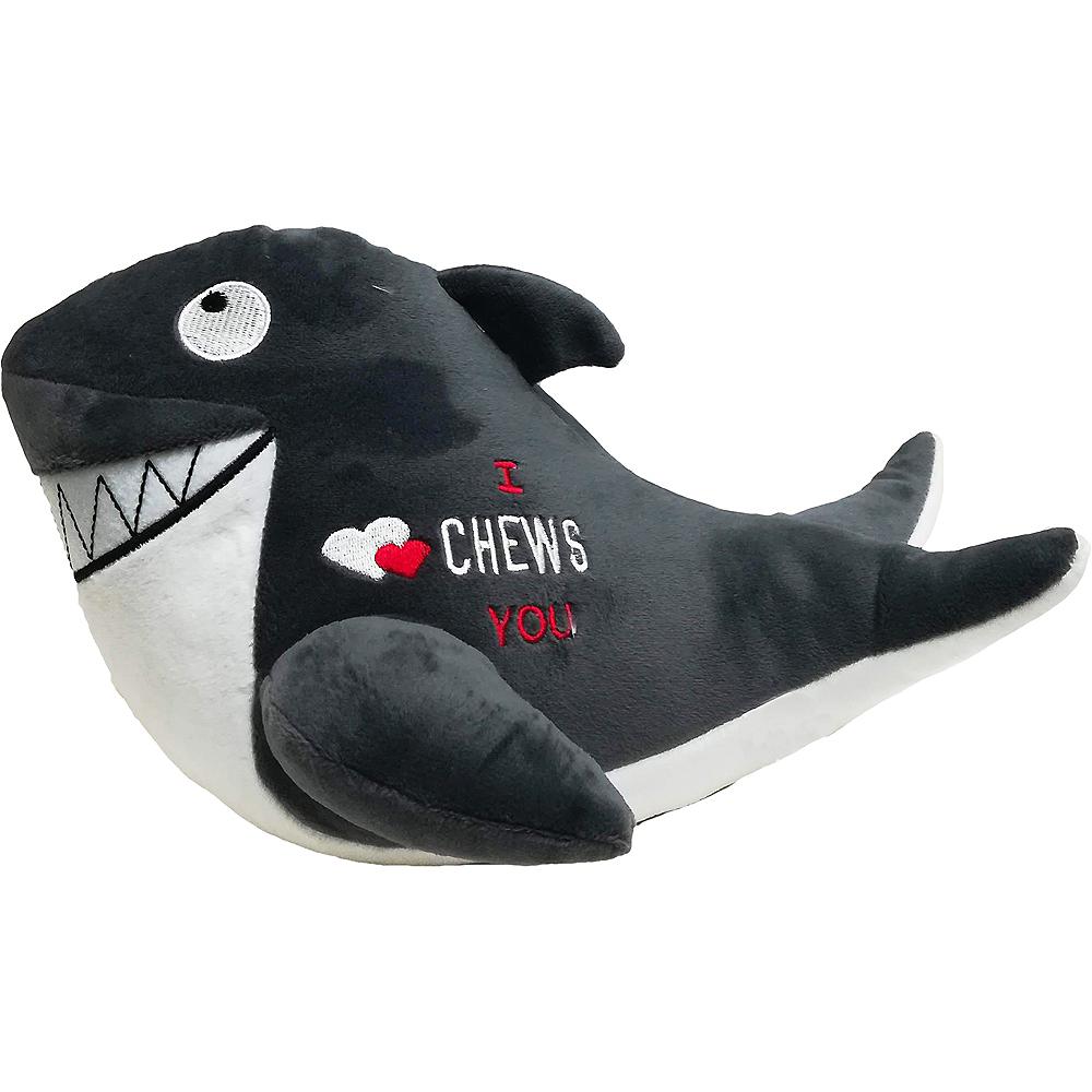 Valentine's Day Shark Plush Image #1
