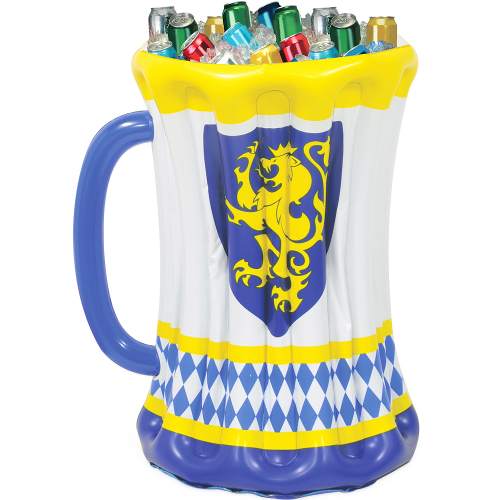 Inflatable Beer Stein Cooler Image #1