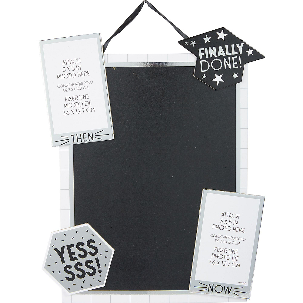Grid Graduation Decorating Kit Image #6
