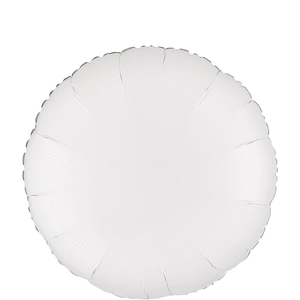 White Class of 2019 Graduation Balloon Kit Image #5