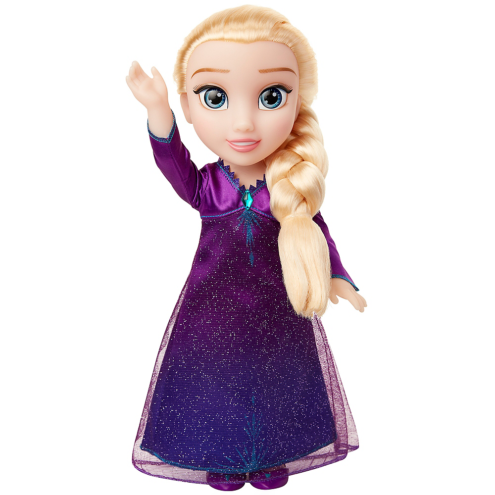 Light-Up Singing Elsa Doll - Frozen 2 Image #1
