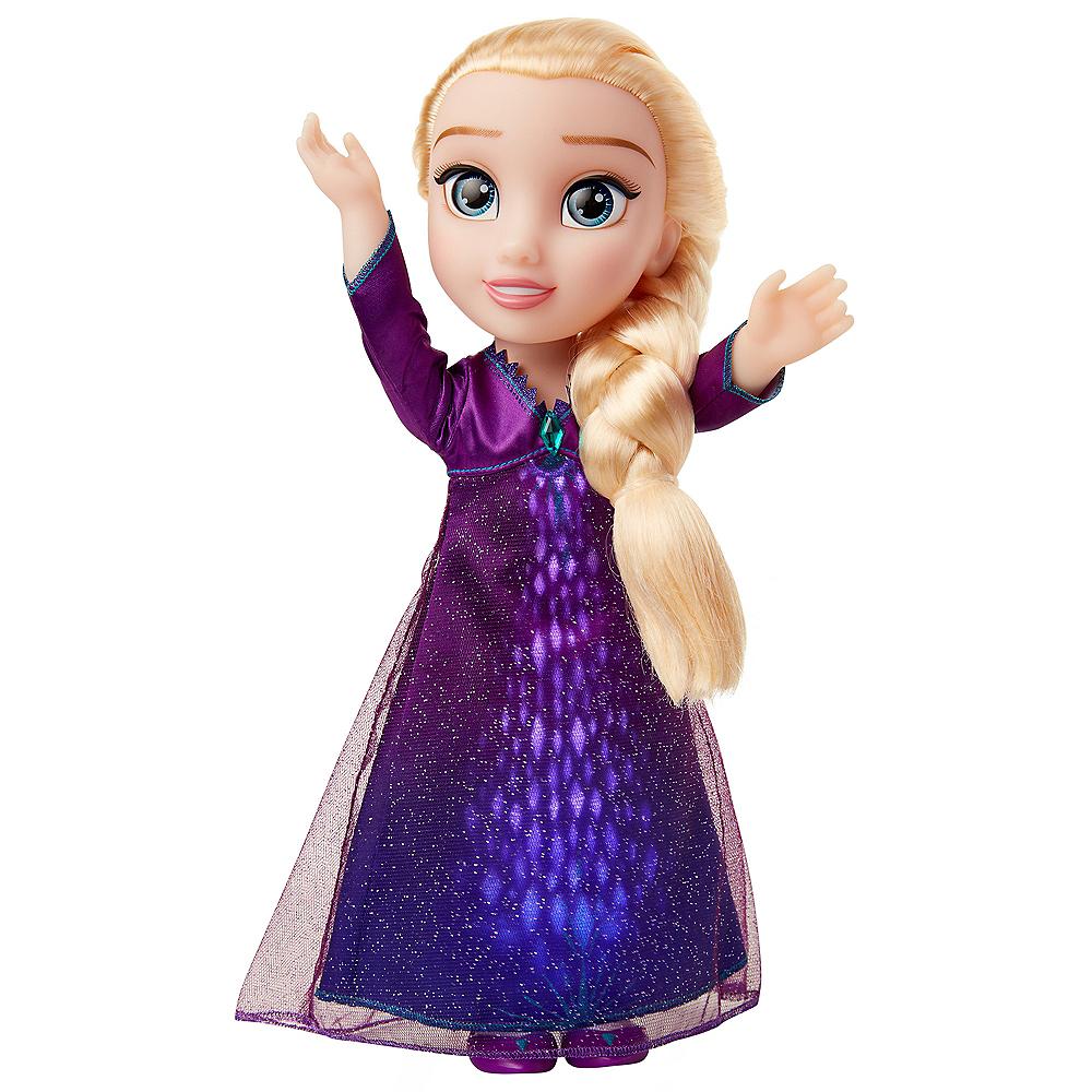 Light-Up Singing Elsa Doll - Frozen 2 Image #2