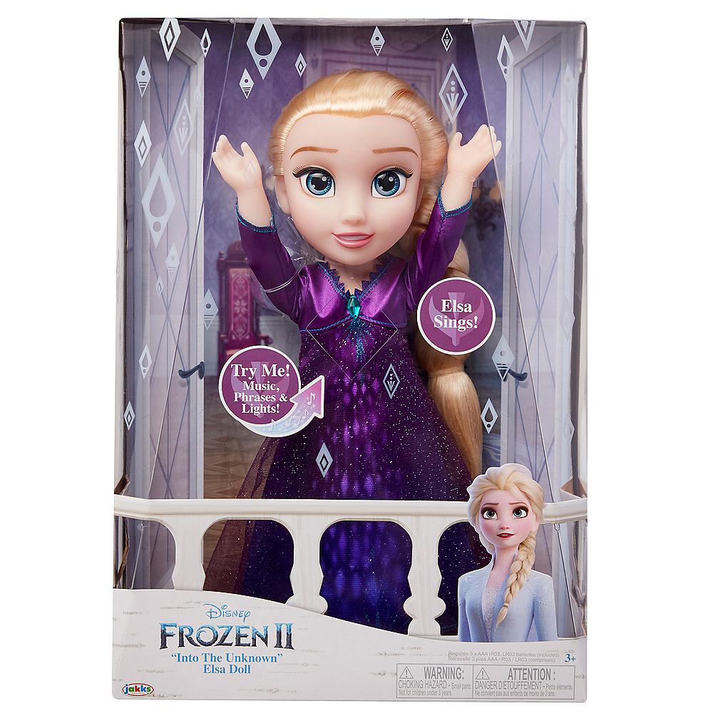 Light-Up Singing Elsa Doll - Frozen 2 Image #4