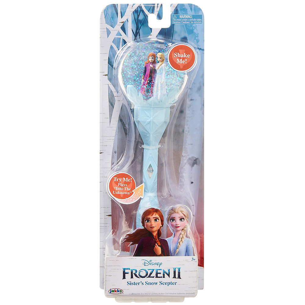 Singing Frozen 2 Snow Staff Image #2