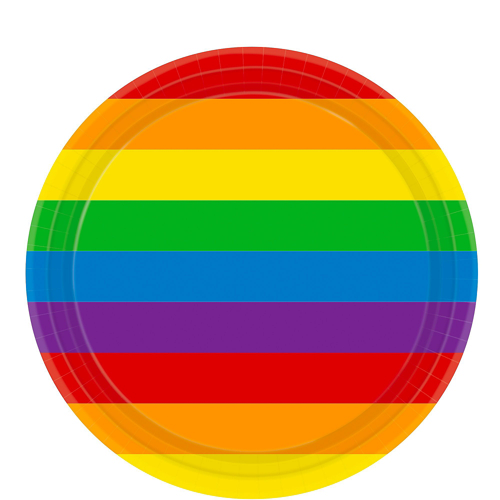 Pride Tableware Kit for 32 Guests Image #3