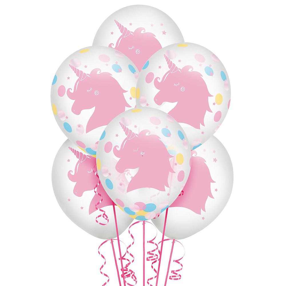 Magical Rainbow Balloon Kit Image #4