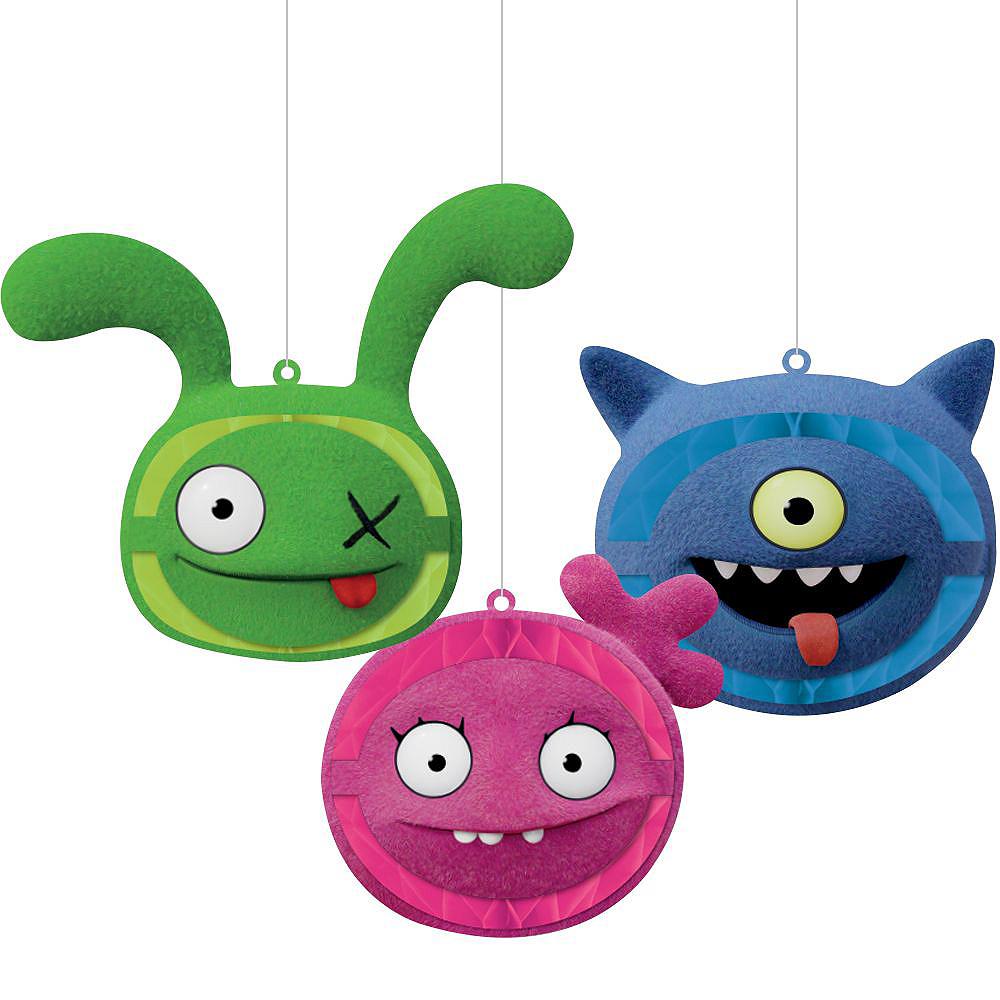 UglyDolls Decorating Kit Image #3