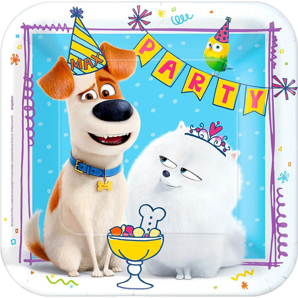 Super Secret Life of Pets 2 Party Kit for 24 Guests Image #3