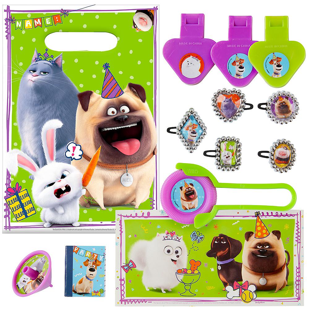 Secret Life of Pets 2 Favor Kit for 8 Guests Image #1