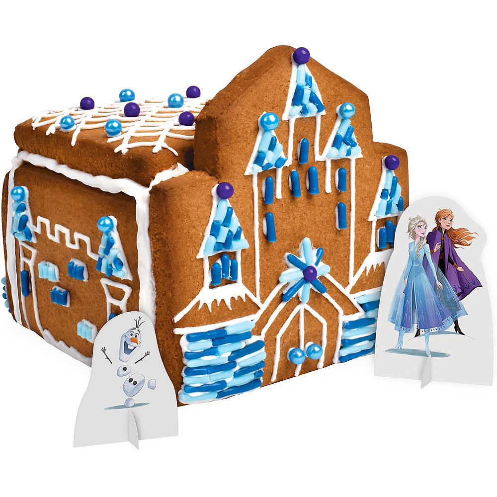 Mini Ice Castle Gingerbread House Kit - Frozen 2 Image #2