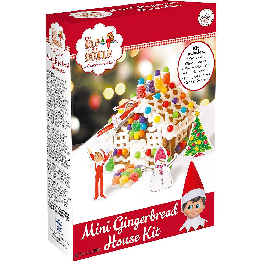Mini Gingerbread House Kit - The Elf on the Shelf Image #1