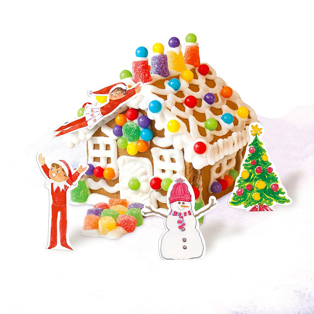 Mini Gingerbread House Kit - The Elf on the Shelf Image #2