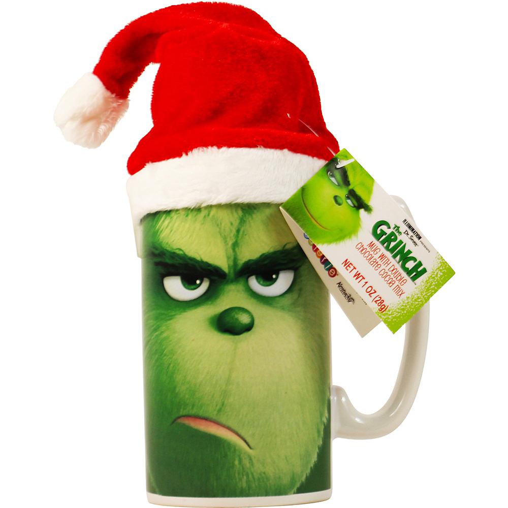 The Grinch Mug & Cocoa Mix Gift Set Image #1
