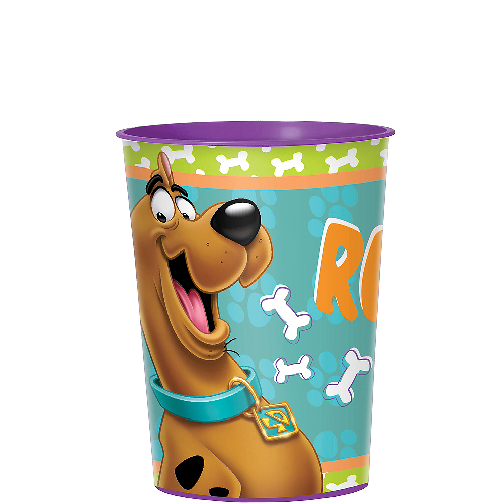 Zoinks Scooby Doo Favor Cup Image #1