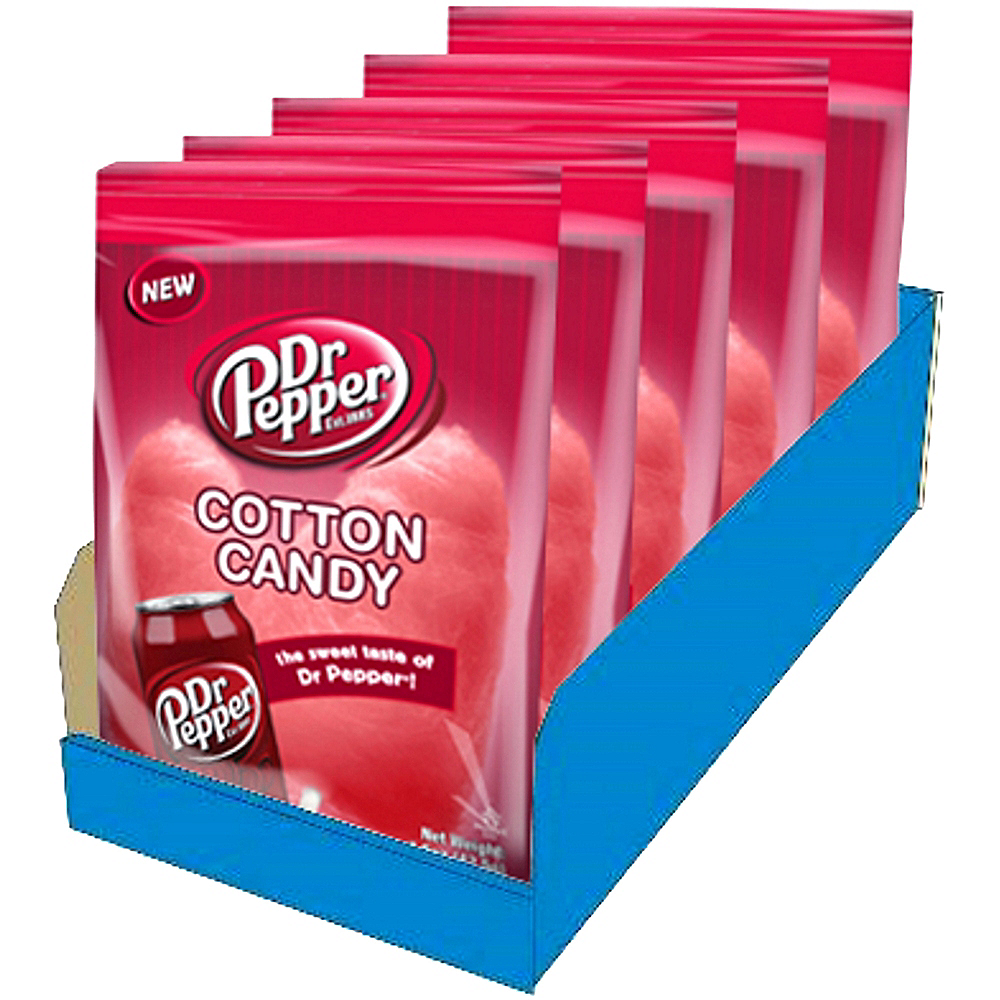 Dr. Pepper Cotton Candy 5ct Image #1