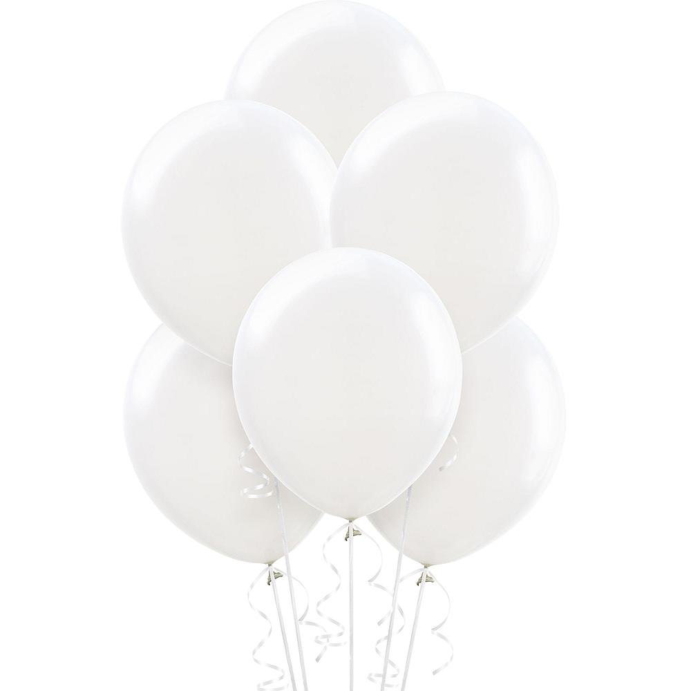 Air-Filled Football Balloon Column Kit Image #2