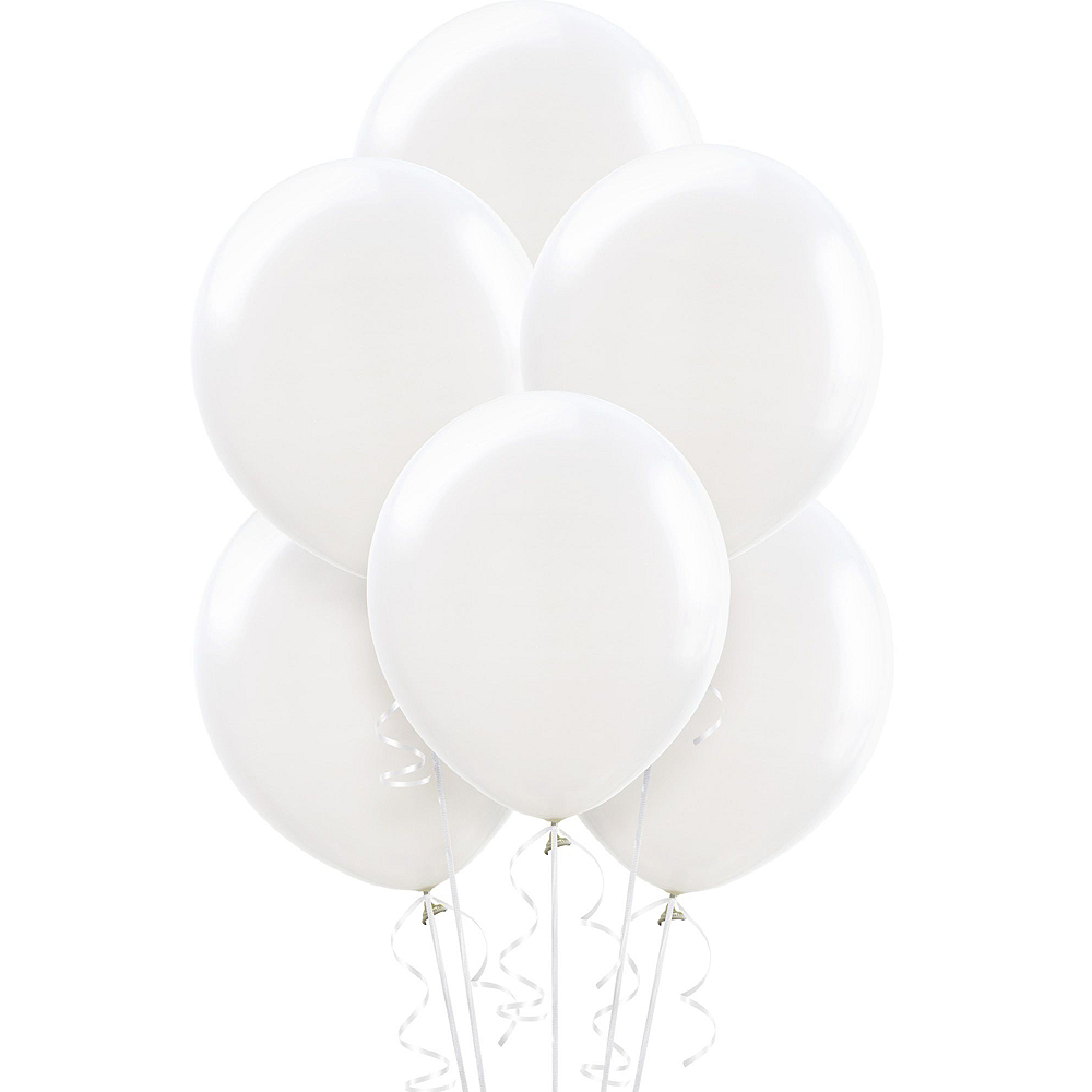34in Air-Filled Autism Speaks Letter Balloon Kit Image #3