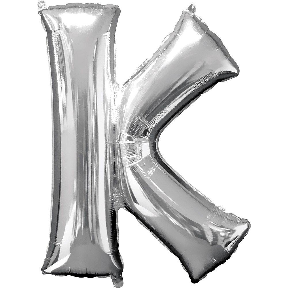 34in Air-Filled Autism Speaks Letter Balloon Kit Image #7