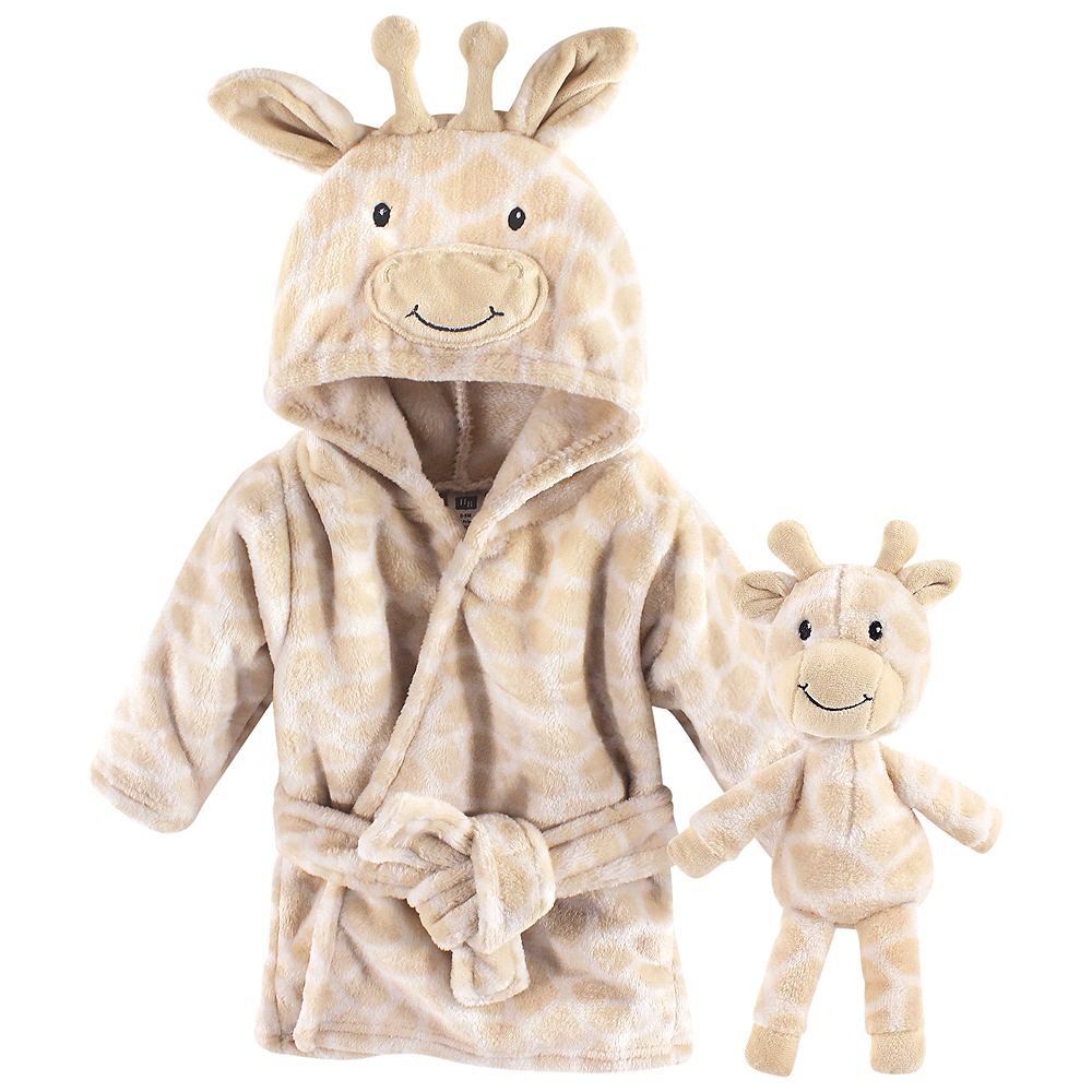 Giraffe Hudson Baby Snuggle Time Box Set, 2 Piece Set Image #1