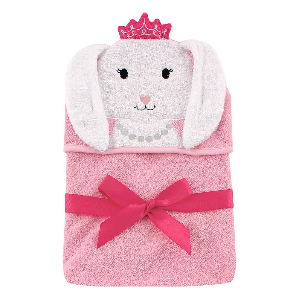 Princess Bunny Hudson Baby Animal Face Hooded Towel Image #1