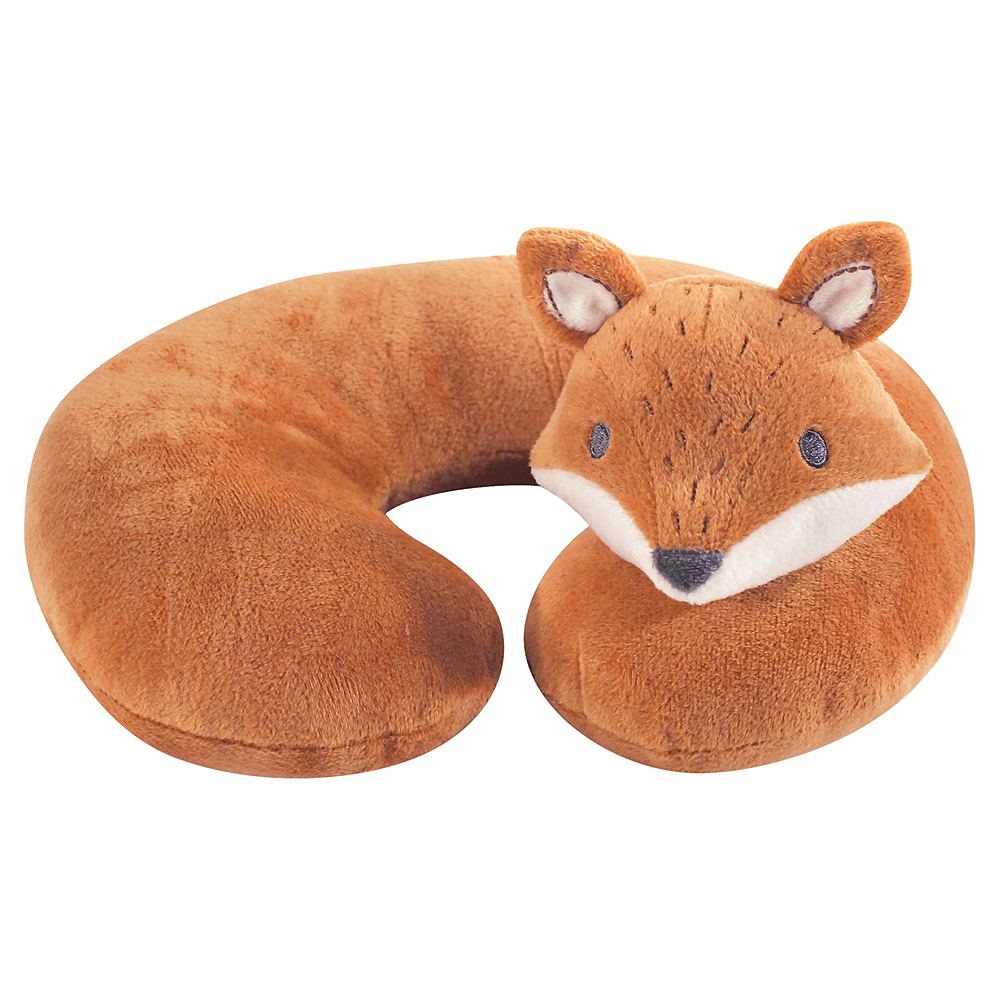 Modern Fox Hudson Baby Travel Neck Support Pillow Image #1