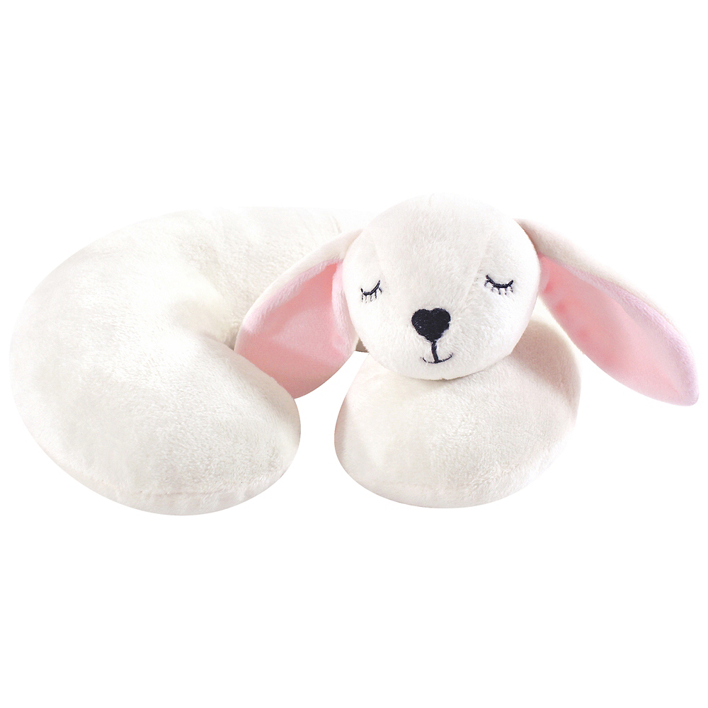 Modern Bunny Hudson Baby Travel Neck Support Pillow Image #1