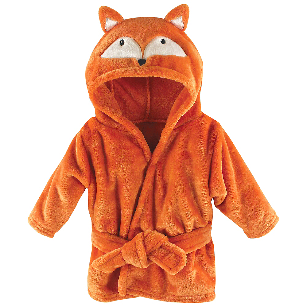 Fox Hudson Baby Bathrobe, 0-9 months Image #1