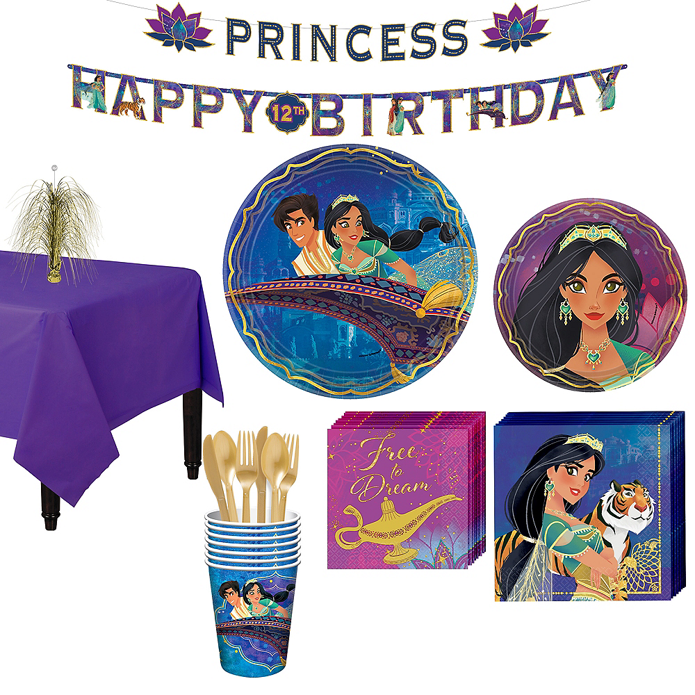 Aladdin Tableware Kit for 8 Guests Image #1