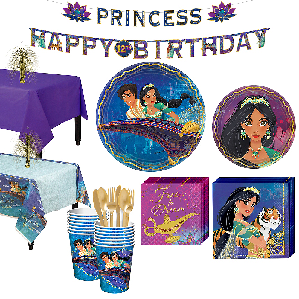 Aladdin Tableware Kit for 16 Guests Image #1
