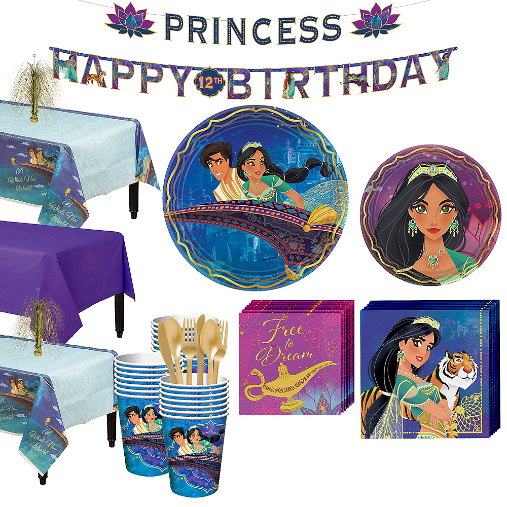 Aladdin Tableware Kit for 24 Guests Image #1