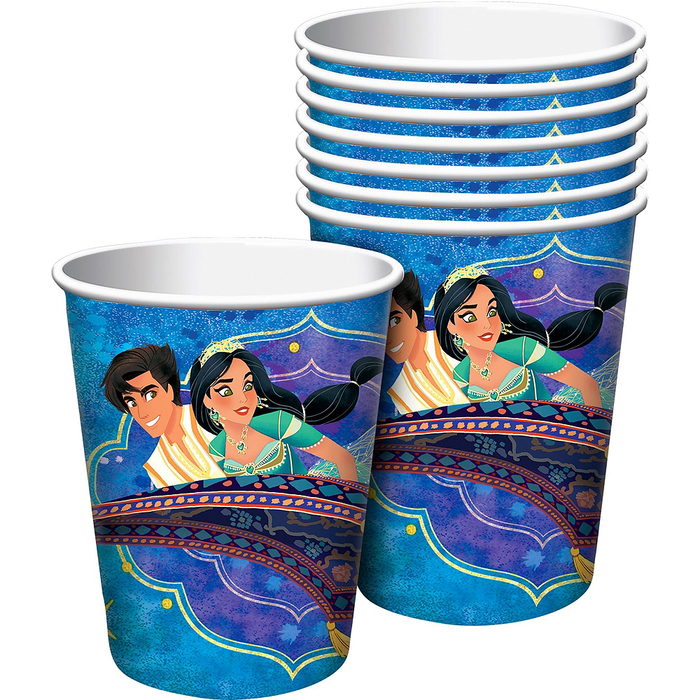 Aladdin Tableware Kit for 24 Guests Image #6