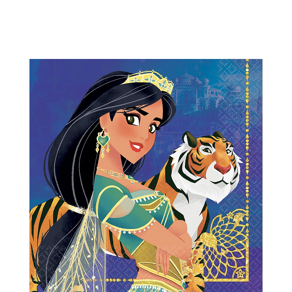 Super Aladdin Party Kit for 24 Guests Image #9