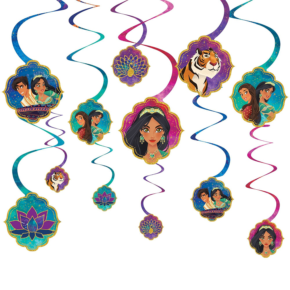 Super Aladdin Party Kit for 24 Guests Image #15
