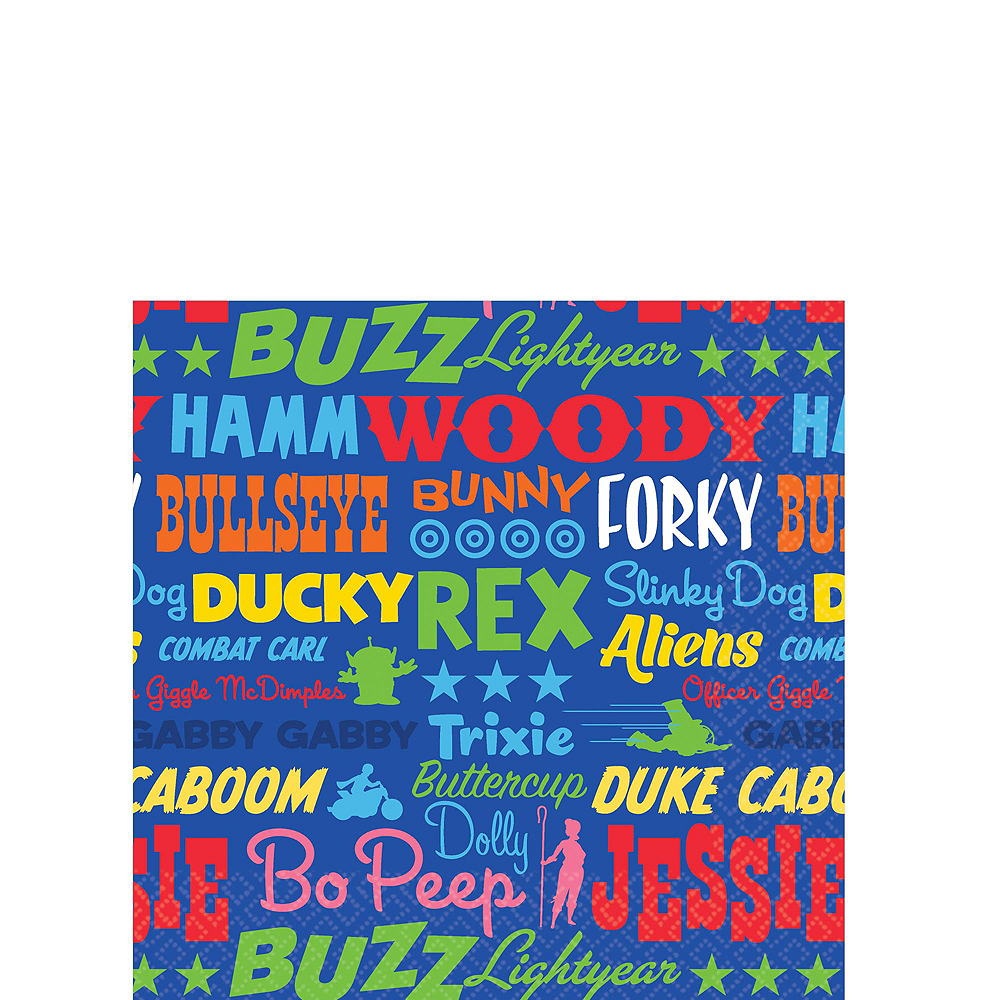 Super Toy Story 4 Party Kit for 16 Guests Image #4
