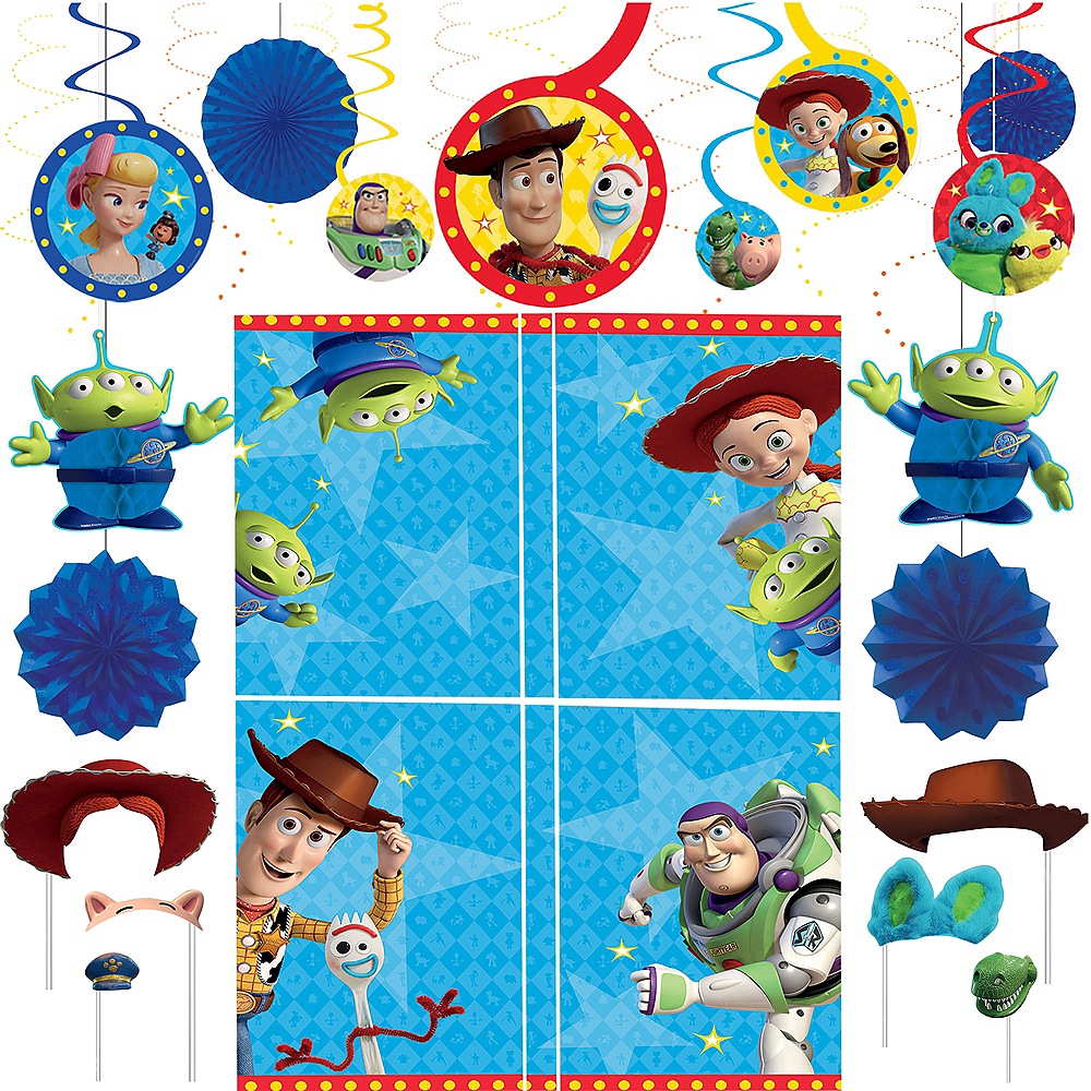 Toy Story 4 Decorating Kit Image #1
